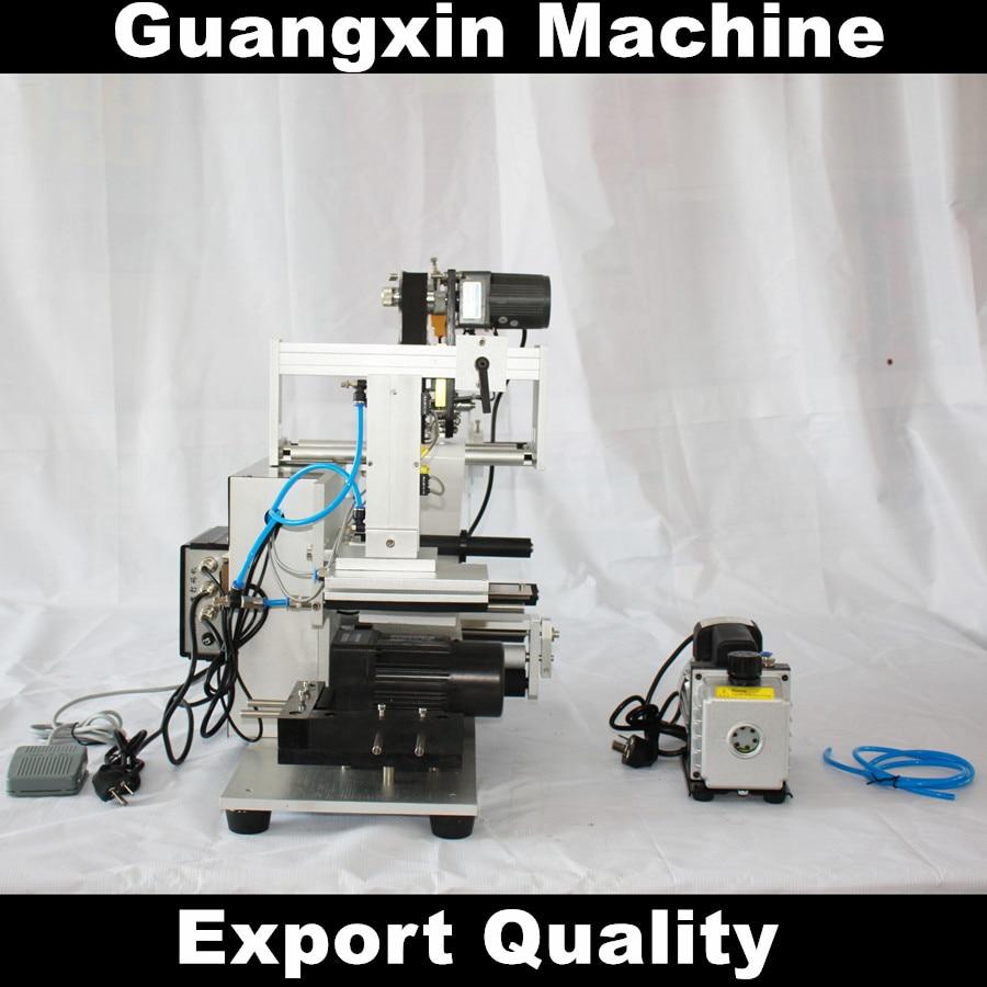 MT-60 naklejki samoprzylepne półautomatyczne płaskim maszyna do etykietowania butelek z maszyna do kodowania