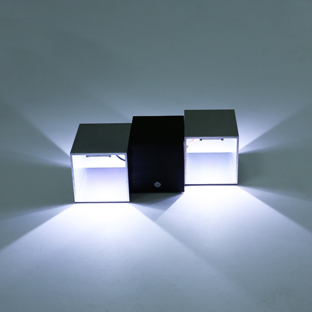 Modern Led 85 265v Led Wall Lights Hall Kitchen Sconce Porch Fixture Lamp Bedroom Restroom