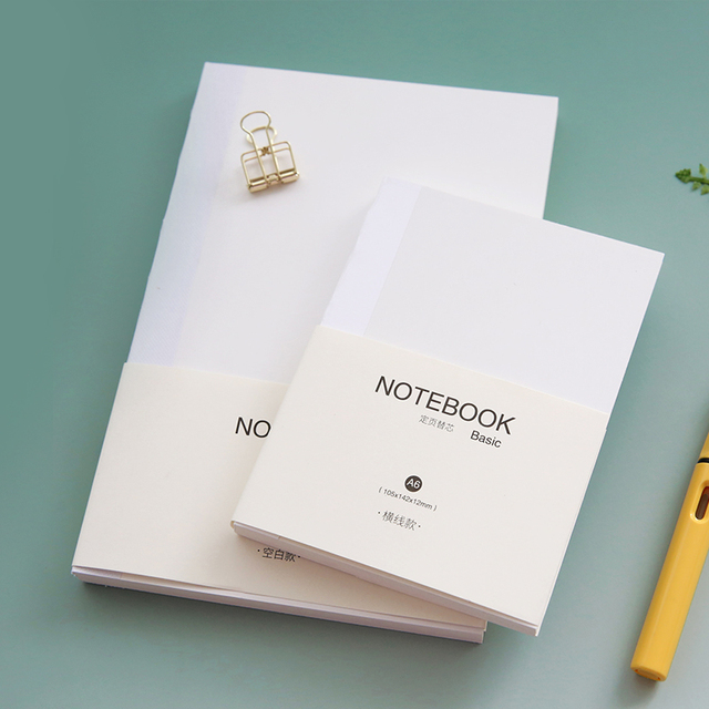 Fromthenon Basic Planner Notebook Refill For Hobonichi Dokibook ...