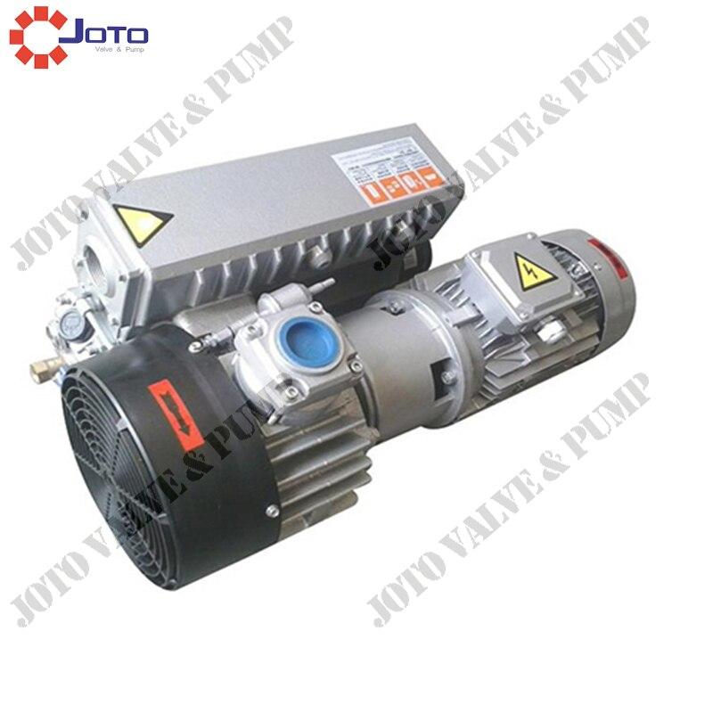 XD 063 1.5kw 440v 50hz 2HP 37CFM small volume lab oil sealed rotary vane vacuum pump