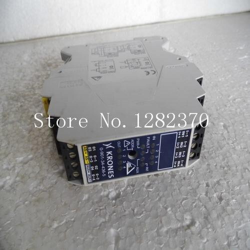 [SA] new original authentic spot KRONES safety relay 0-901-34-436-5 [sa] new japan smc solenoid valve syj5240 5g original authentic spot