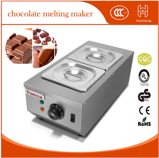 DIY Cooking commercial 304 stainless steel melting furnace hot chocolate machine chocolate melting maker