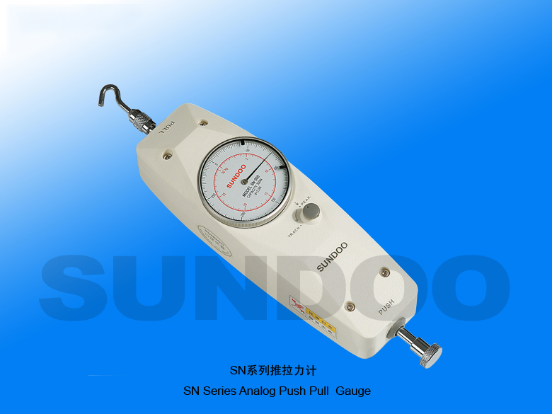 SN Tension force gauge SN-20  sundoo sn opn302