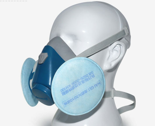 Safety Respirator Gas Masks Chemical Mask Paint Dust Filter Breathe Mask new safurance protection filter dual gas mask chemical gas anti dust paint respirator face mask with goggles workplace safety