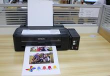 A5/a4サイズのインクジェット印刷磁気光沢表面フォト紙用染料デスクトッププリンタ