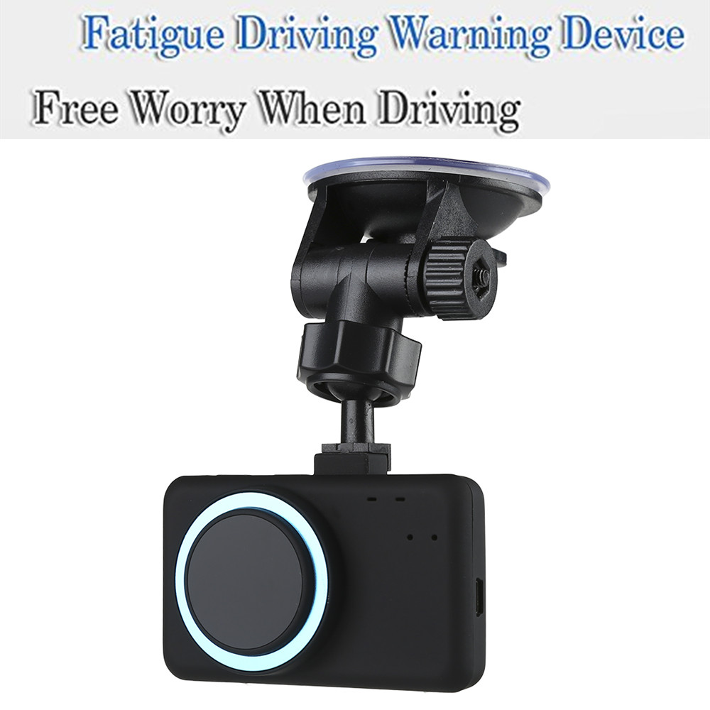 Fatigue Driving Warning Device Anti-Sleep Alarm Device Car Safety System Sleepy Reminder for Car