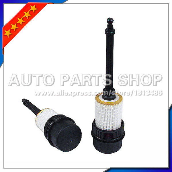 где купить car accessories New Set Oil Filter and Housing cap for Mercedes Benz W202 W210 W203 W211 W220 W221 W204 1121800710 + 0001802609 по лучшей цене