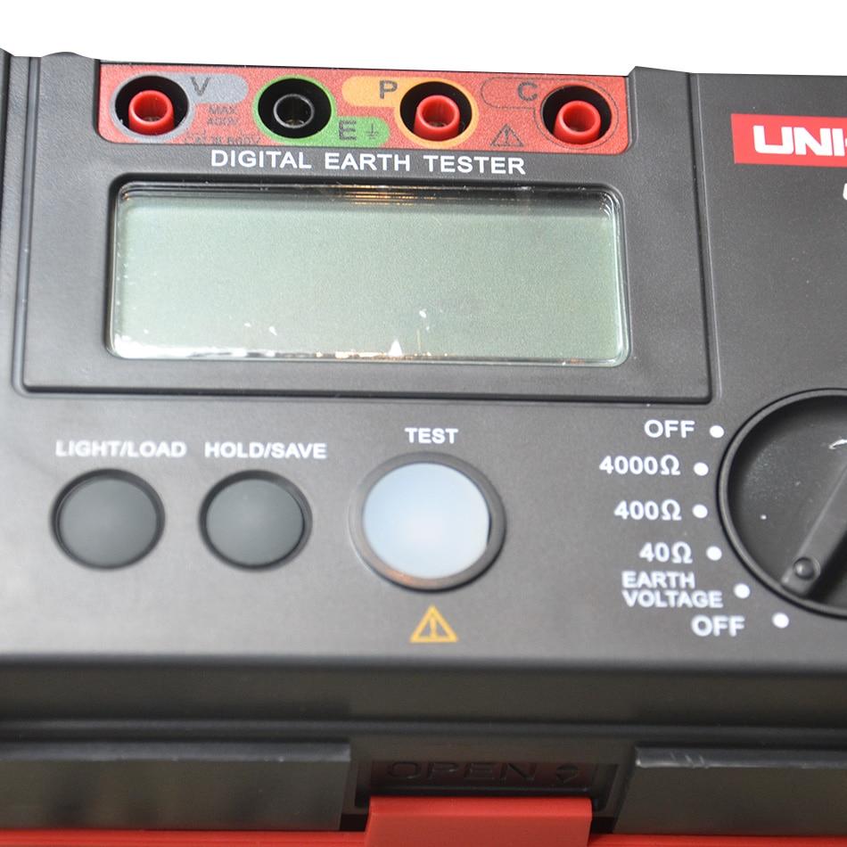 UNI-T UT522 Megger Digital Earth Ground Insulation Resistance Testers 4000Ω