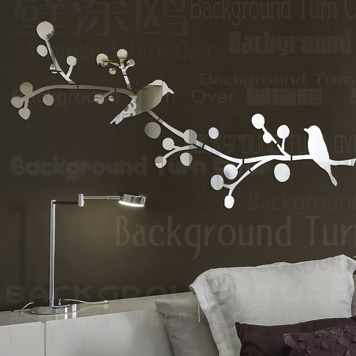 Decorative Wall Mirror With Tree Design : Popular salon mirrors buy cheap lots from