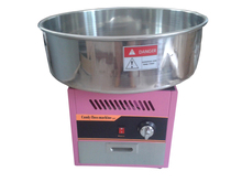 free shipping ~Gas type commercial candy floss machine cotton candy maker machine