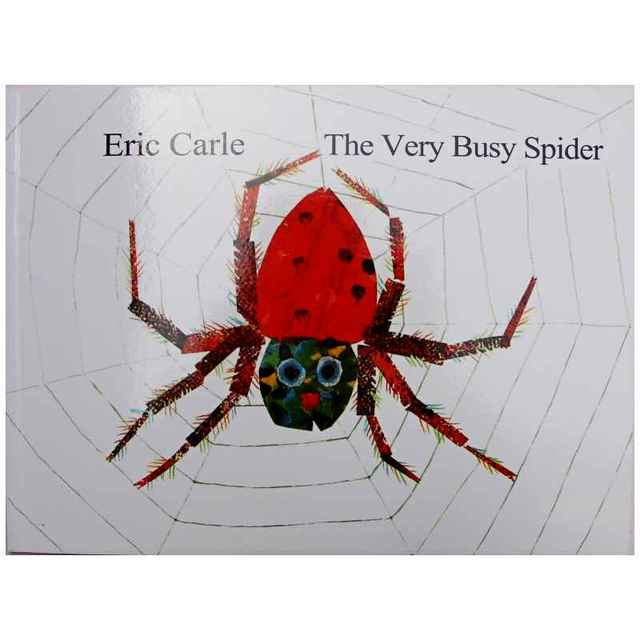 THE VERY BUSY SPIDER | librarianmum | 640x640