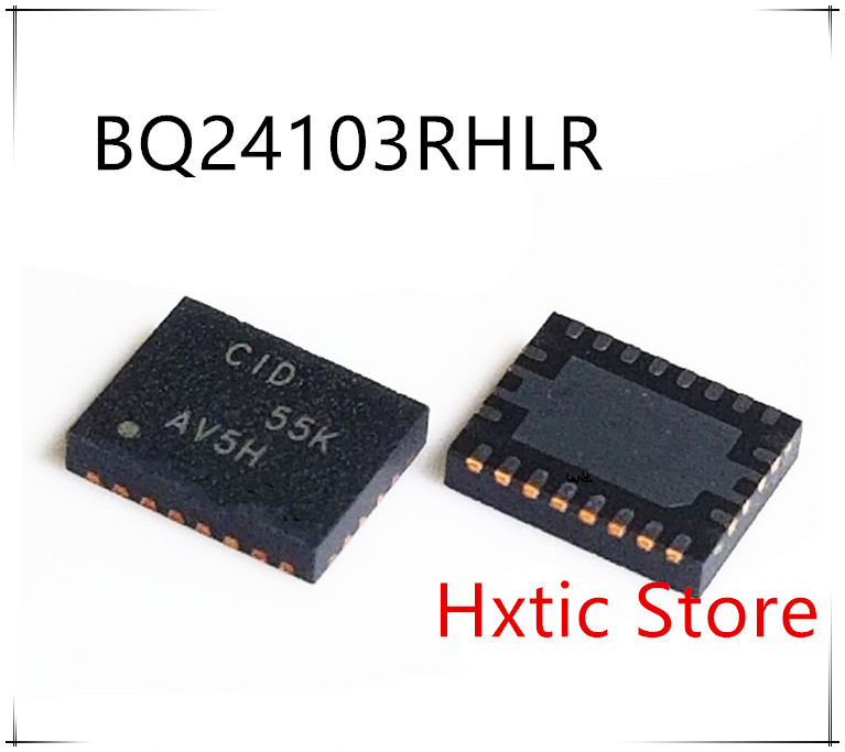 NEW 10PCS BQ24103RHLR BQ24103RHLT BQ24103 MARKING CID VQFN-20  IC