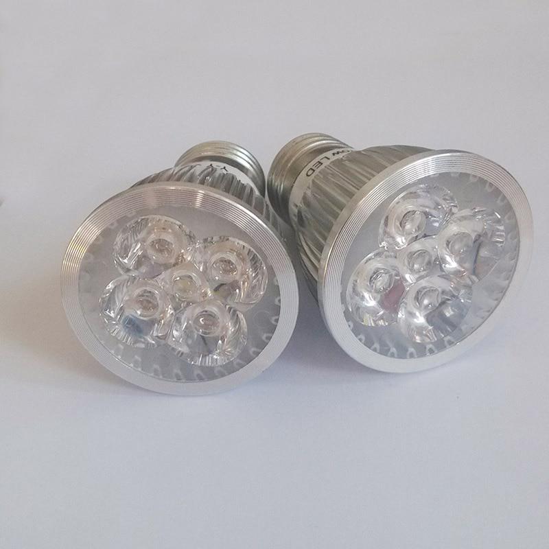 Toxum fidanları üçün tam spektral E27 GU10 E14 LED böyümə - Professional işıqlandırma məhsulları - Fotoqrafiya 4
