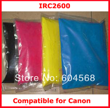 High quality color toner powder compatible for canon IRC2600/c2600/2600 Free Shipping