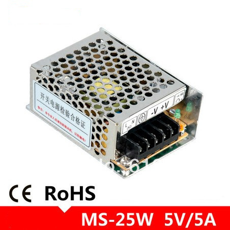 25W 5V 5A switching power supply DC15V power supply термос bergner bg 5977mm 1 л 5977 mm bg