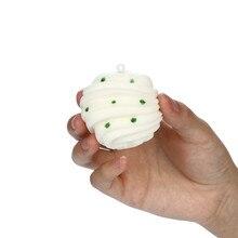 Очаровательны мини рукой Squishies булочки хлеба душистые мягкие игрушки замедлить рост сожмите снятие стресса игрушки декор игрушки антистресс 7.11