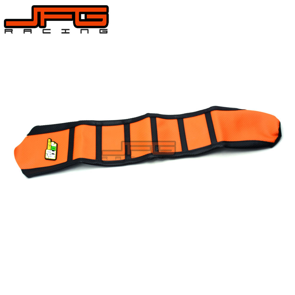 Stupendous Us 28 89 15 Off Motorcycle Ribbed Rubber Gripper Soft Seat Cover For Ktm Sx65 Sx 65 65Sx 2009 2010 2011 2012 2013 2014 Motocross Dirt Bike On Caraccident5 Cool Chair Designs And Ideas Caraccident5Info