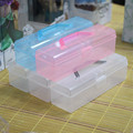 Kerr 6 momoko peach doll azone ob portable box storage box