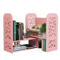 Para Livro Bureau Meuble Rangement Dekoration Estanteria Madera Home Boekenkast Industrial Kids Furniture Retro Book Shelf Case
