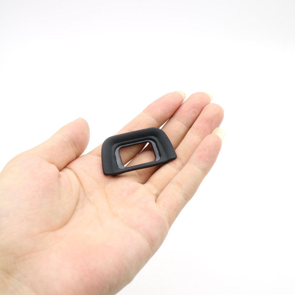 DK-20 Viewfinder Rubber Eye Cup Eyepiece Camera Eyes Patch For Nikon D5100 D5000 D3100 D3000 D90 D80 D70 D60 D50