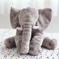1 unid 60 cm Moda Animal Del Elefante Estilo Muñeco de Peluche de Elefante de Peluche Almohada Kids Toy Niños Habitación Decoración de La Cama juguetes