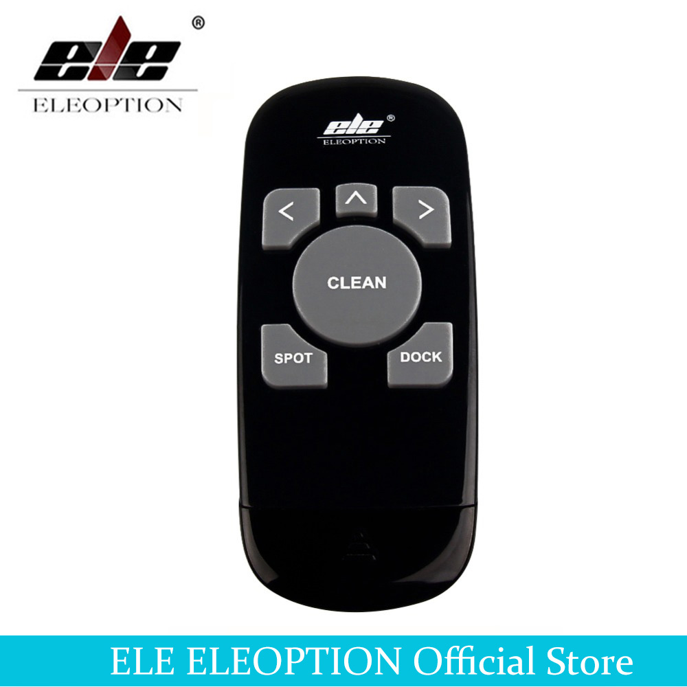 ELEOPTION Remote Control Replacement for irobot roomba 500 600 700 800 527 550 560 570 595 620 630 650 760 770 780 880 980