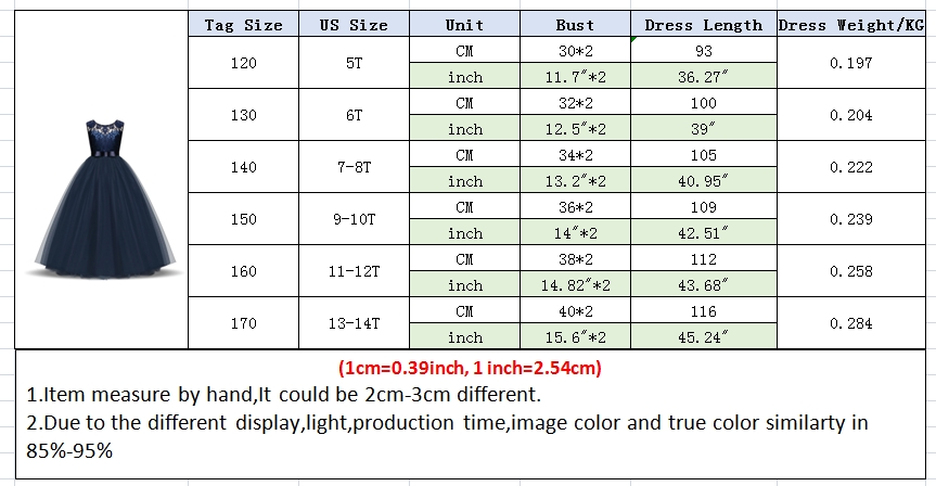 Teenage Girl Special Events Occasion Dress Girl Ceremony Robe Kids ... 7d81ef356cb2