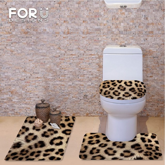 rug on carpet. Delighful Carpet Luipaard Flanel Wc Mat Covers Badkamer Douche Rug Carpet 3 Stuksset Gratis  Verzending To Rug On Carpet