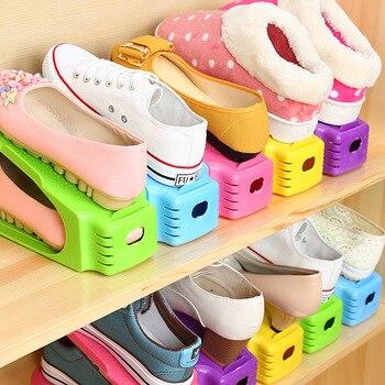 Plastikowy organizer na buty