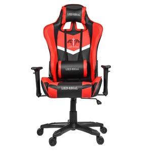 Image 4 - Профессиональное игровое кресло компьютерное кресло Вращающееся кресло, которое может лежать