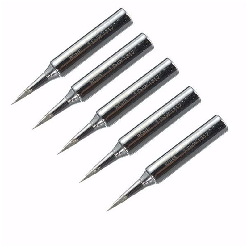 10PCS Lead Free 900M-T-I Soldering Iron Tips For HAKKO 907/933/852D+/936 Soldering Station Electric Replaceable Welding Heads