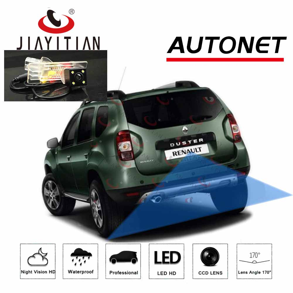 JIAYITIAN Rear View Camera For Renault Duster 2009 2012 2013 2015 2016 2018/CCD/Night Vision//backup Parking Reversing Camera
