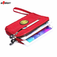 Canvas Waterproof Mobile Phone Pouch For Samsung Note5 4 3 S7 S6 Edge J1 J2 J3