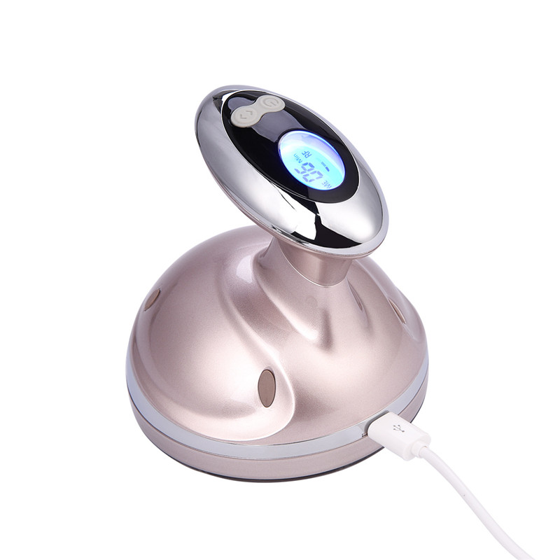 Ultrasonic Facial Body Slimming Massager RF Cavitation Therapy Fat Removal Burner LED Photon Skin Rejuvenation for