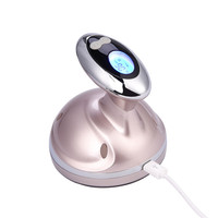 Ultrasonic Facial Body Slimming Massager RF Cavitation Therapy Fat Removal Burner LED Photon Skin Rejuvenation for Weight Loss