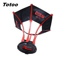 Pour GoPro 8 Parachute oiseau mouche photographie support pour Go Pro Hero 5 Hero 6 Hero 7 8 noir cadre vue aérienne accessoires