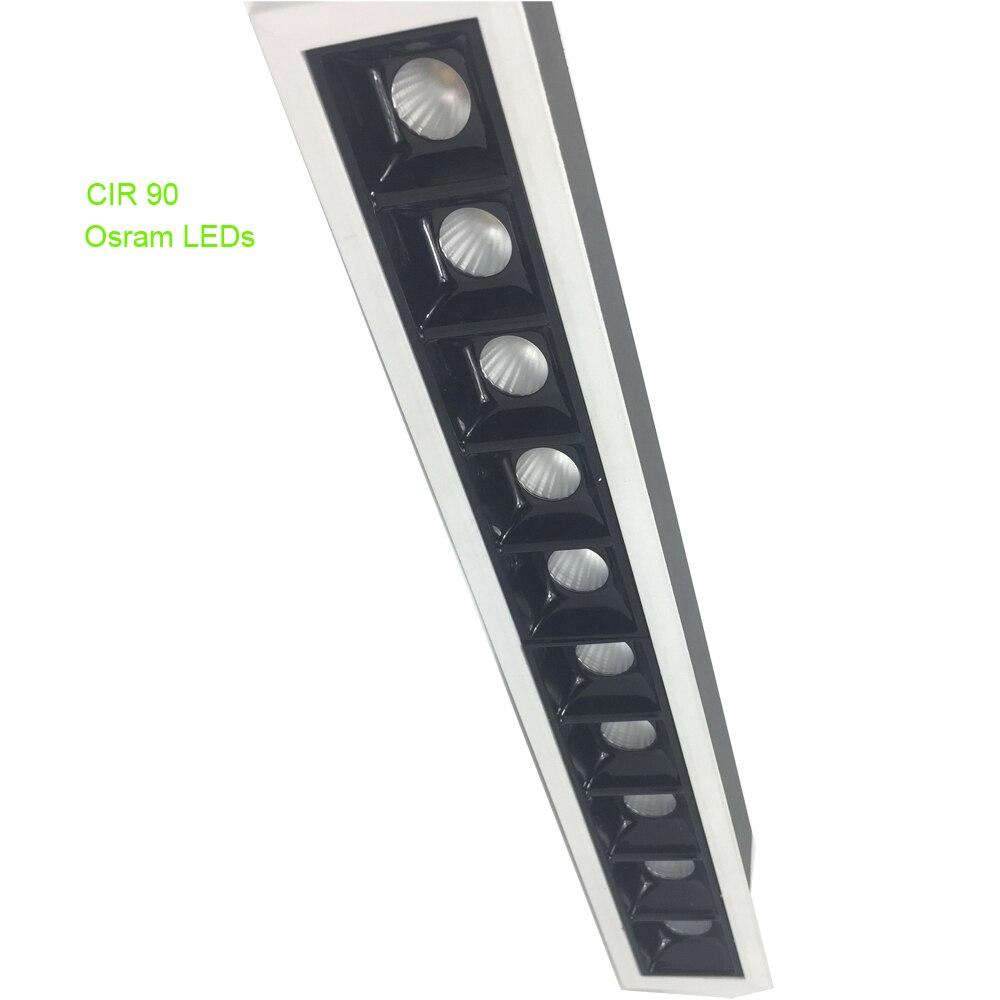 Led Lampen Decke Buro Stock Photo