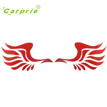 Auto 3D Wing Design car Rearview Mirror Sticker Waterproof vehicle car styling car-covers personality auto accessories feb17