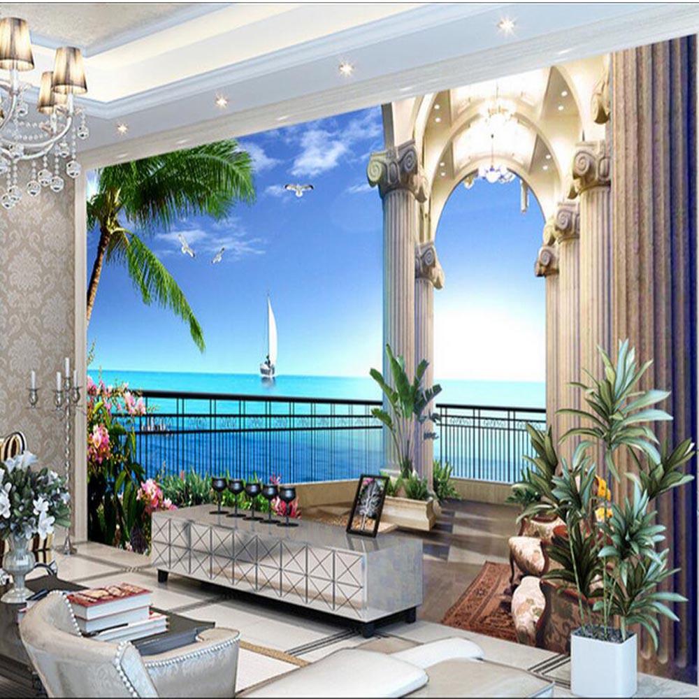 aliexpress : abstrakte tapete rollen 3d wandbilder wohnzimmer, Wohnzimmer