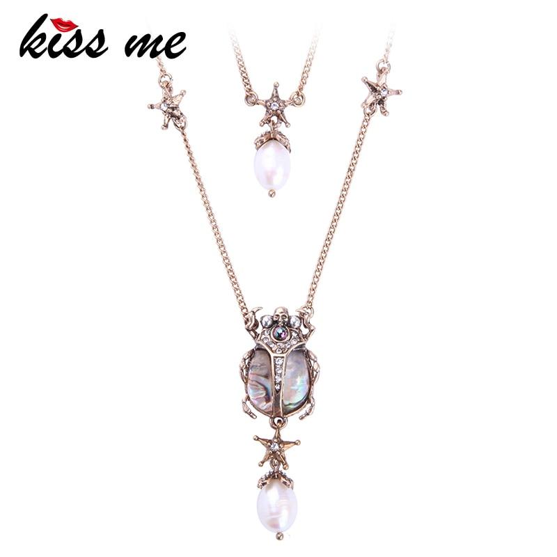 Vintage kiss me Words  Cabochon Tibetan silver Glass Chain Pendant Necklace