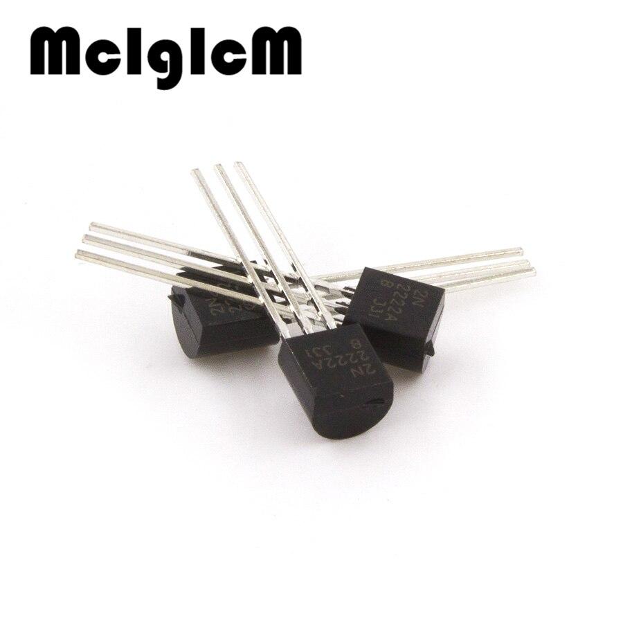 Транзистор 86089 2N2222A 100 . /to/92