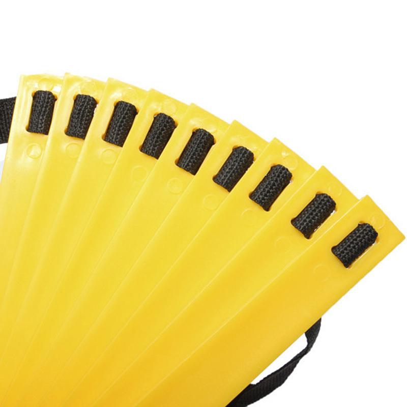 Hot-Football-Training-Straps-Durable-Nylon-Ladder-9-Rung-16-5-Feet-5M-Agility-Ladder-for (3)