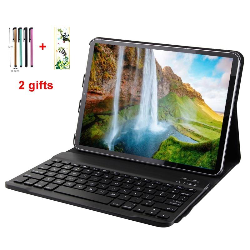 Cas Avec Clavier Pour iPad Pro 11 2018 Tablet PU Housse En Cuir Bluetooth Pour iPad 11 Clavier Tablet A1980 a2013 A1934
