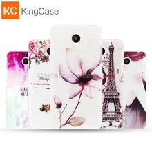 Caixa do silicone para meizu m3 mini/meizu m3s mini mobile phone 5.0 polegada pintura de alta qualidade protector tampa da caixa traseira