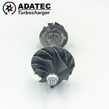 GTB1649V turbo rotor 757886-5004S 28231-27400, 2823127400 de 757886 del eje de la turbina rueda para KIA Carens III 2,0 CRDi 140 HP D4EA