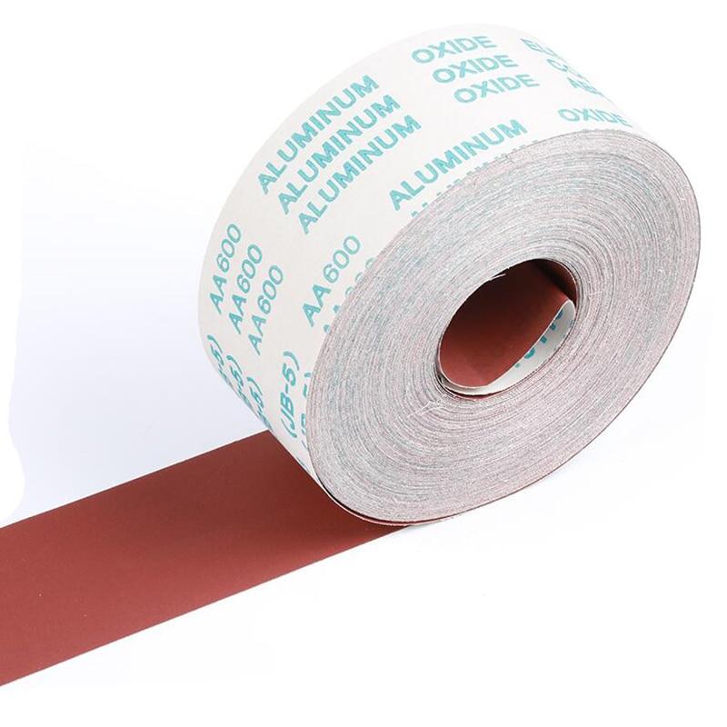 5 Paper Per Lot Soft Cloth Sandpaper Ultrafine Sanding Paper Water/dry Stone/knife/leather/wood Polishing 80-600 Grit