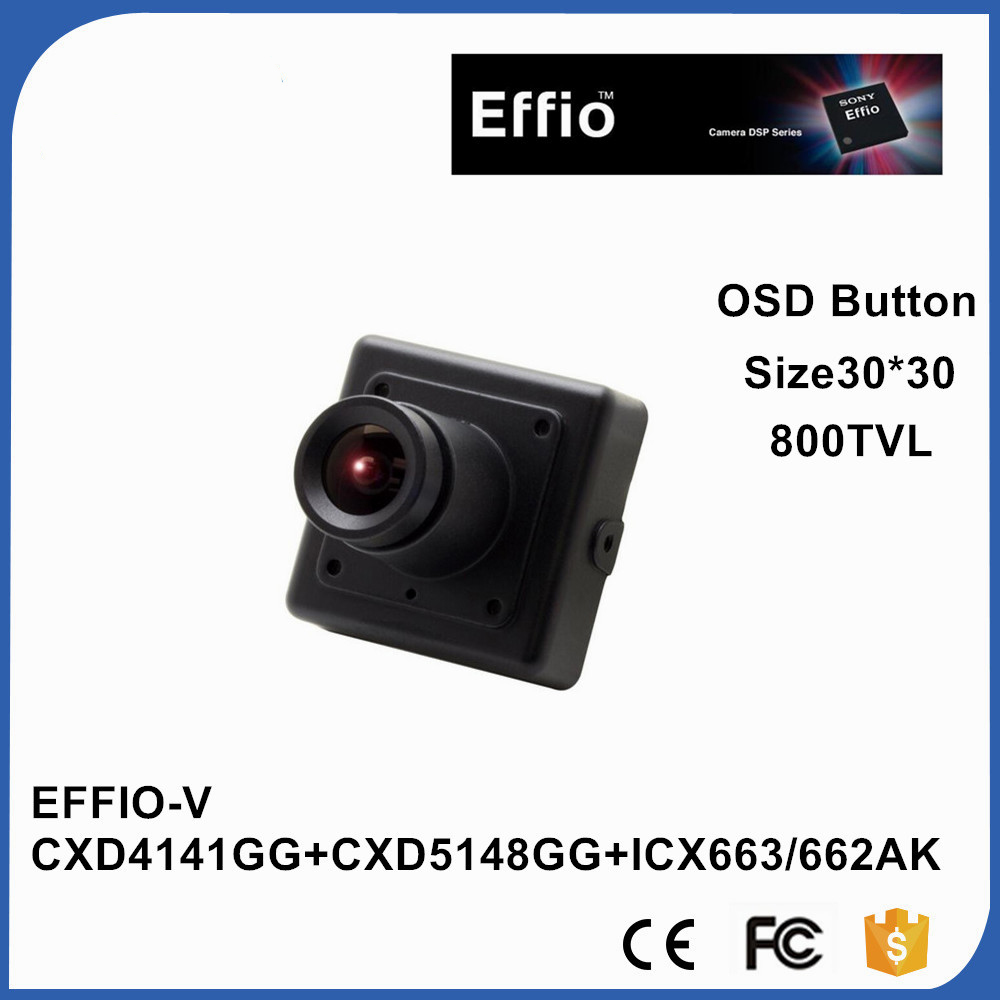1/3 SONY CCD Day & Night Effio-V WDR 800TVL 0.0003Lux Starlight Miniature Square 3.6mm Board Lens Mini CCD Camera With OSD1/3 SONY CCD Day & Night Effio-V WDR 800TVL 0.0003Lux Starlight Miniature Square 3.6mm Board Lens Mini CCD Camera With OSD