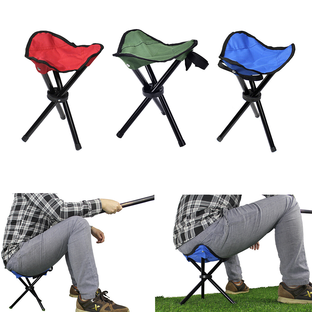 1PC Fishing Tripod Folding Chair Stool Outdoor C&ing Fold Foldable Portable Fishing Mate Fold Chair Ultralight Chair 3 Colors  sc 1 st  AliExpress.com & Portable Folding Stool Camping Promotion-Shop for Promotional ... islam-shia.org