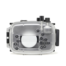 цена на Seafrogs 40m/130ft Underwater Camera Waterproof Housing Case For Fujifilm X100T Camera