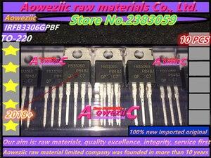 Image 1 - Aoweziic 2018+  100% new imported original  IRFB3306GPBF IRFB3306G FB3306G  IRG4BC20FDPBF IRG4BC20FD  TO 220 transistor